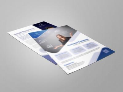Free Download Best Flyer Mockup PSD (2)